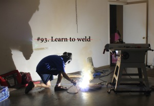 #93 Learn to weld