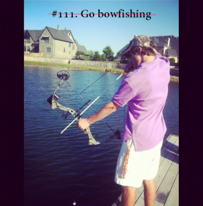 #111 Go Bowfishing
